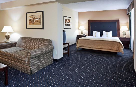Suite DoubleTree by Hilton Hotel Winston Salem - University