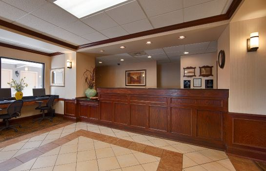 Hotelhalle BEST WESTERN WILLIAMSPORT IN