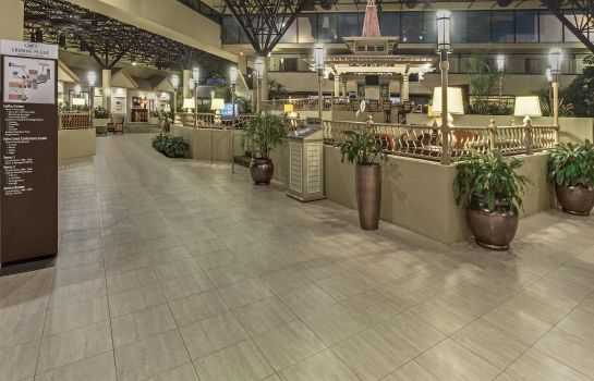 Lobby Crowne Plaza JACKSONVILLE AIRPORT/I-95N