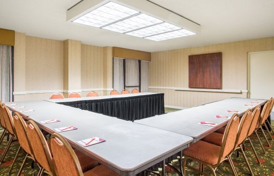 Conference room Crowne Plaza JACKSONVILLE AIRPORT/I-95N