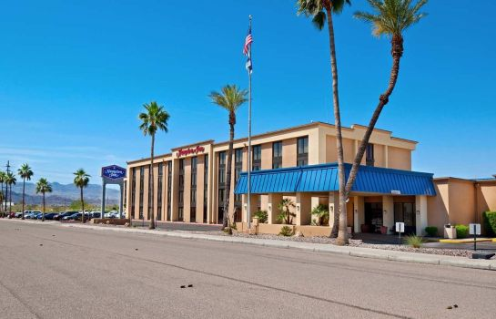 Außenansicht Hampton Inn Lake Havasu City