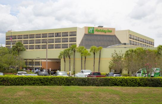 Vue extérieure Holiday Inn ORLANDO-INTERNATIONAL AIRPORT