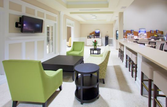 Restaurant Holiday Inn Express & Suites MARATHON