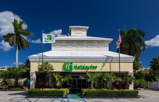 Außenansicht Holiday Inn KEY LARGO