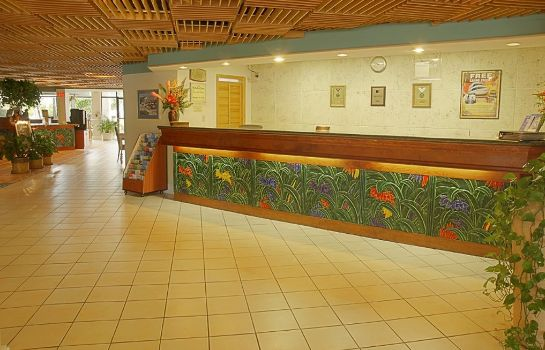 Hotelhalle Holiday Inn KEY LARGO