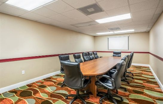 Conference room Quality Inn Lakeland North