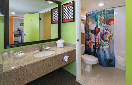 Suite Holiday Inn & Suites ANAHEIM (1 BLK/DISNEYLAND®)