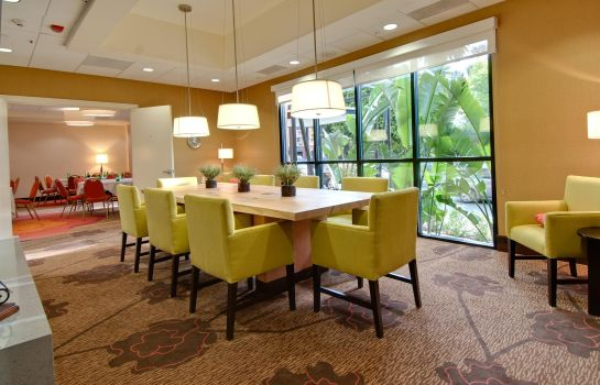 Sala de reuniones Hilton Garden Inn Hollywood