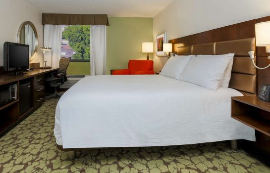 Zimmer Hilton Garden Inn Hollywood