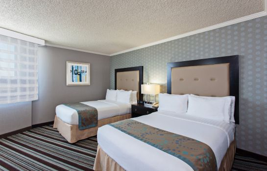 Zimmer Holiday Inn LONG BEACH AIRPORT