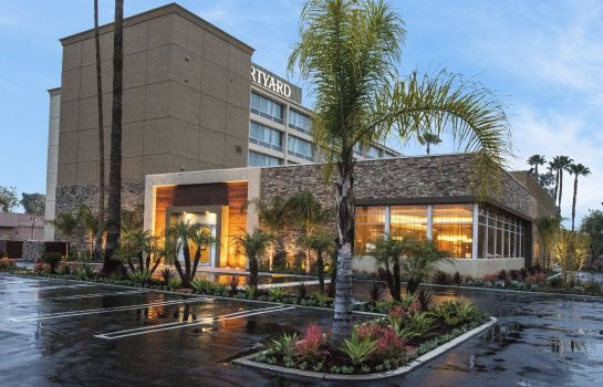 Vista esterna Courtyard Los Angeles Woodland Hills