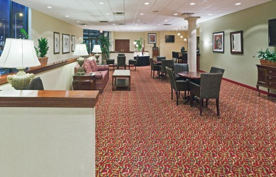 Bar hotelowy MCM Elegante Hotel and Suites Lubbock