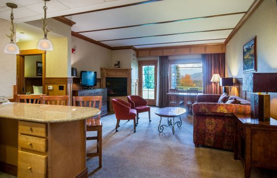 Suite Crowne Plaza LAKE PLACID