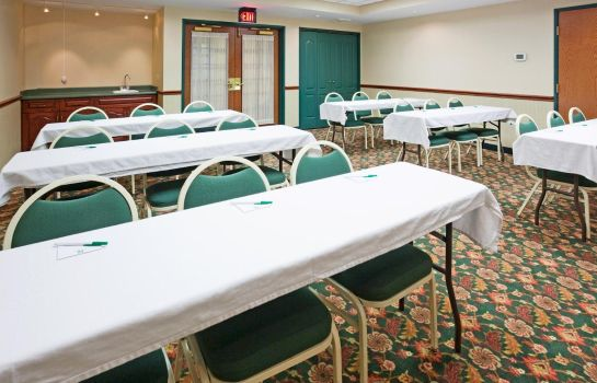 Conference room Holiday Inn & Suites LA CROSSE - DOWNTOWN