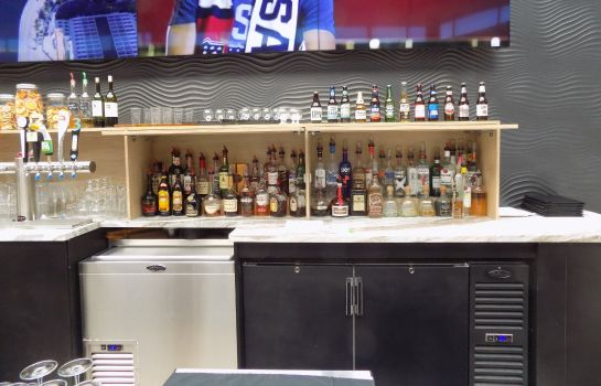 Hotel bar Holiday Inn ORLANDO-INTERNATIONAL AIRPORT