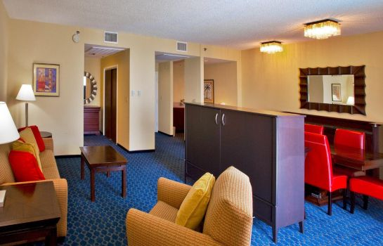Hotelhalle DoubleTree by Hilton Orlando East-UCF Area