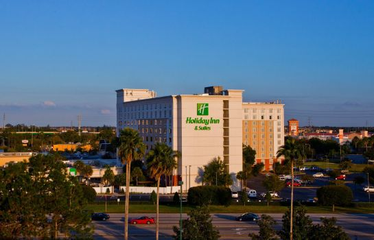Vista esterna Holiday Inn & Suites ACROSS FROM UNIVERSAL ORLANDO