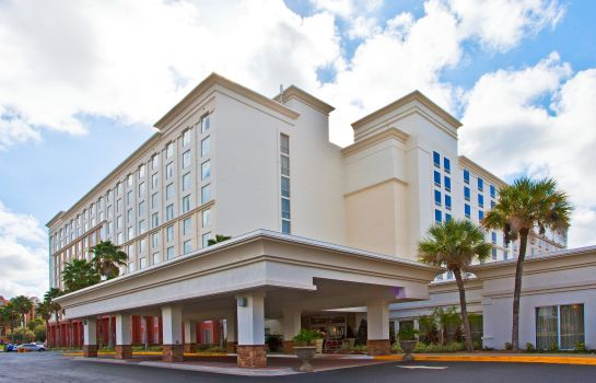 Außenansicht Holiday Inn Hotel & Suites ACROSS FROM UNIVERSAL ORLANDO