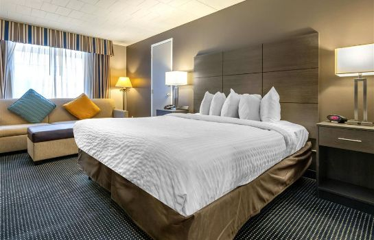 Chambre Clarion Hotel and Conference Center Harr