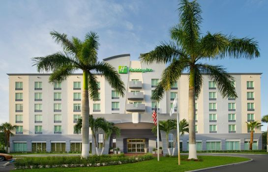 Buitenaanzicht Holiday Inn MIAMI-DORAL AREA