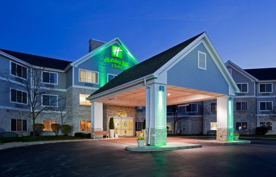 Außenansicht Holiday Inn Hotel & Suites MILWAUKEE AIRPORT