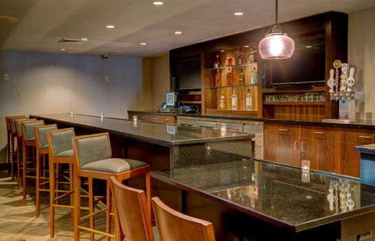Bar del hotel Holiday Inn & Suites MILWAUKEE AIRPORT