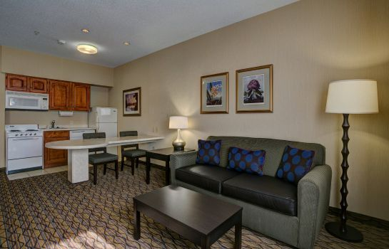 Suite Holiday Inn Hotel & Suites MILWAUKEE AIRPORT