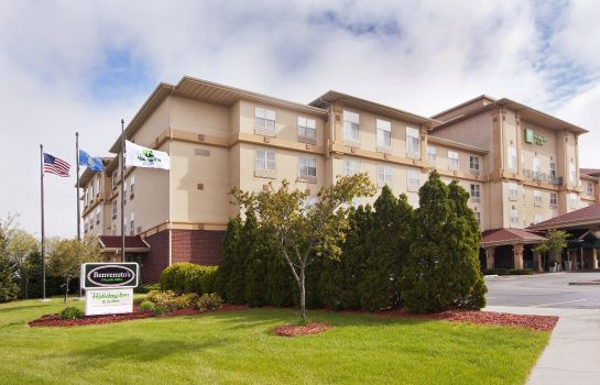 Außenansicht Holiday Inn & Suites MADISON WEST