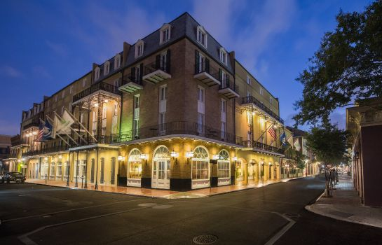 Außenansicht Holiday Inn FRENCH QUARTER-CHATEAU LEMOYNE