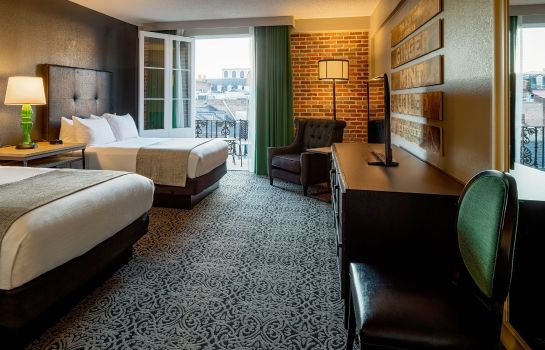 Zimmer Holiday Inn FRENCH QUARTER-CHATEAU LEMOYNE