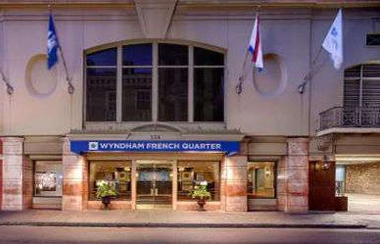 Vista esterna WYNDHAM NEW ORLEANS - FRENCH Q