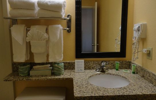 Bagno in camera Westgate Myrtle Beach Oceanfront Resort