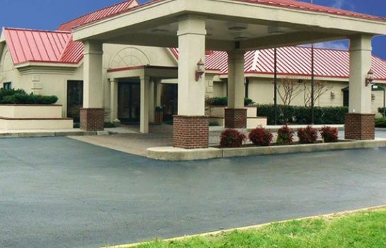Vista exterior Quality Inn North