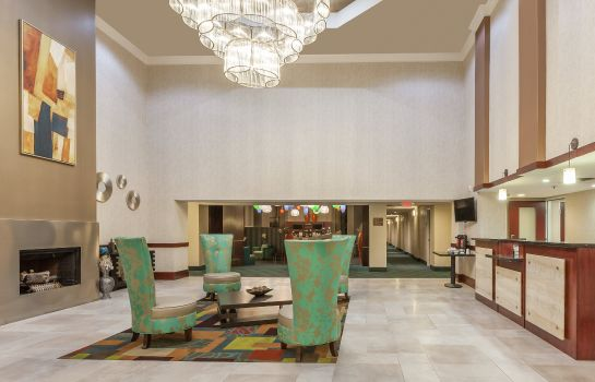 Hol hotelowy Holiday Inn & Suites OKLAHOMA CITY NORTH
