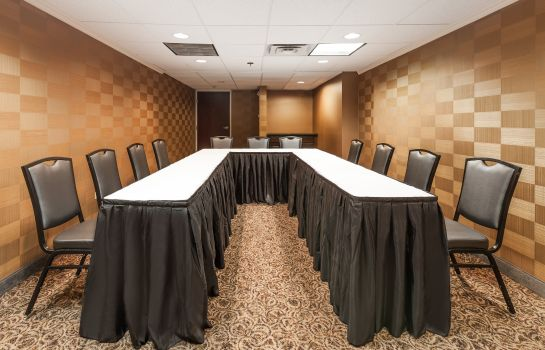Sala de reuniones Holiday Inn & Suites OKLAHOMA CITY NORTH