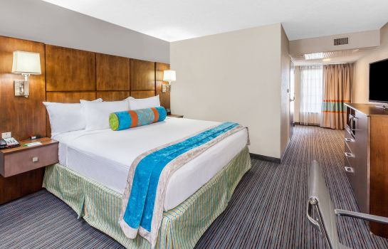 Zimmer Holiday Inn & Suites OKLAHOMA CITY NORTH