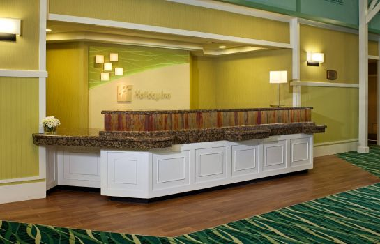 Hotelhalle Holiday Inn VA BEACH-OCEANSIDE (21ST ST)