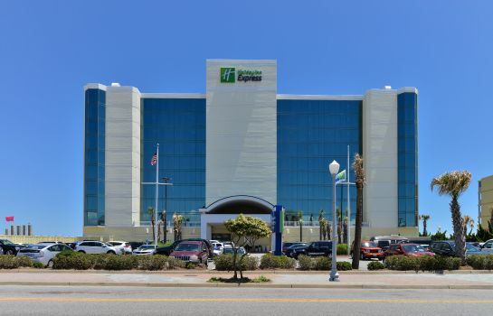 Außenansicht Holiday Inn Express & Suites VA BEACH OCEANFRONT