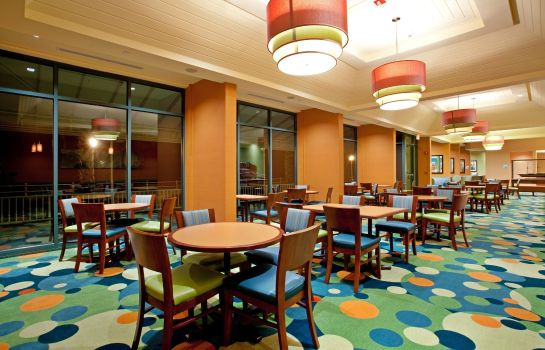 Restaurant Holiday Inn Express & Suites VA BEACH OCEANFRONT