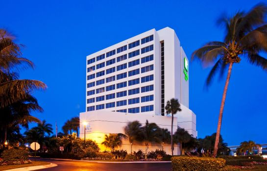 Außenansicht Holiday Inn PALM BEACH-AIRPORT CONF CTR