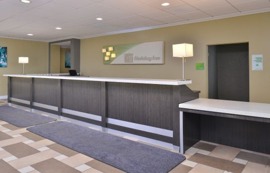 Hall de l'hôtel Holiday Inn CORPUS CHRISTI-N PADRE ISLAND