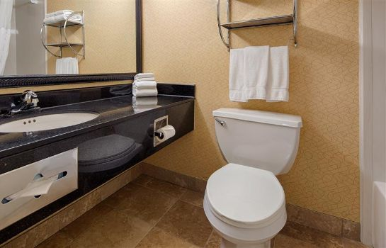 Room BEST WESTERN PLUS PHILADELPHIA BENSALEM