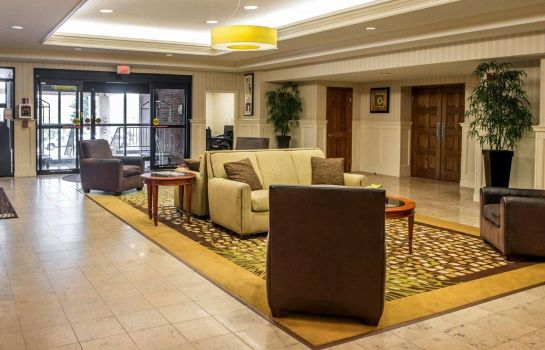 Hotelhalle MainStay Suites Pittsburgh