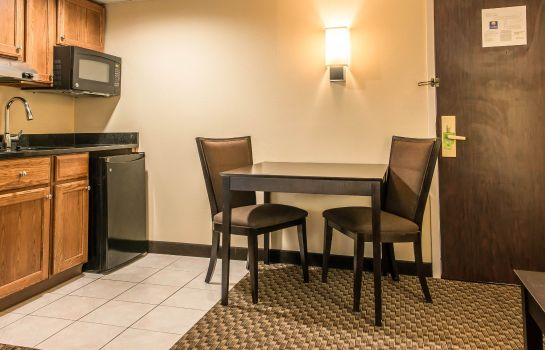 Suite Comfort Inn & Suites Pittsburgh
