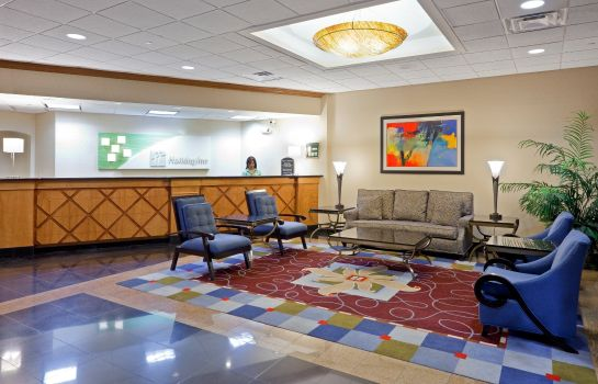 Hotelhalle Holiday Inn SOUTH PLAINFIELD-PISCATAWAY