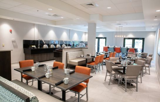 Restaurant Holiday Inn & Suites RALEIGH-CARY (I-40 @WALNUT ST)