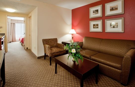Suite Holiday Inn & Suites RALEIGH-CARY (I-40 @WALNUT ST)