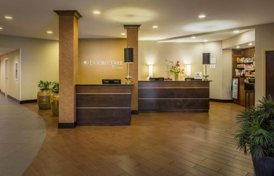 Hotelhalle DoubleTree by Hilton Raleigh - Brownstone - University