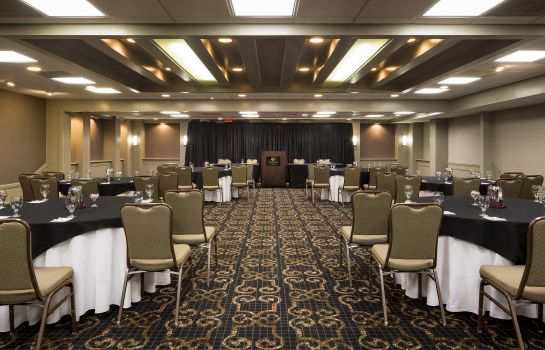 Tagungsraum DoubleTree by Hilton Raleigh - Brownstone - University