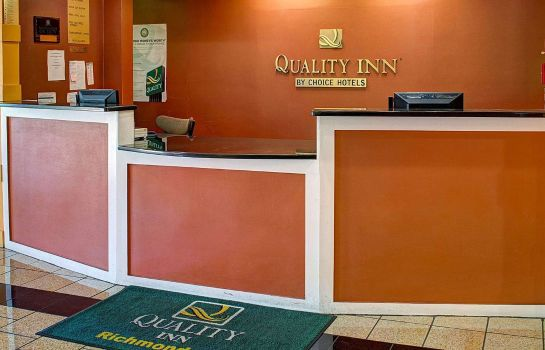 Hall Quality Inn North